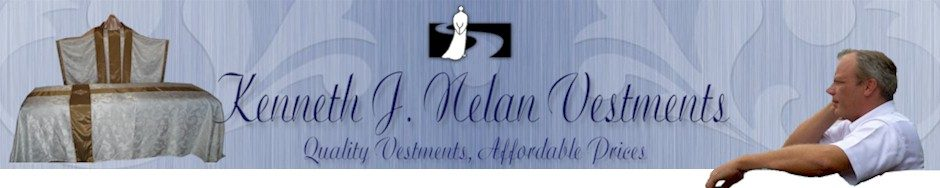 Kenneth J Nelan Vestments